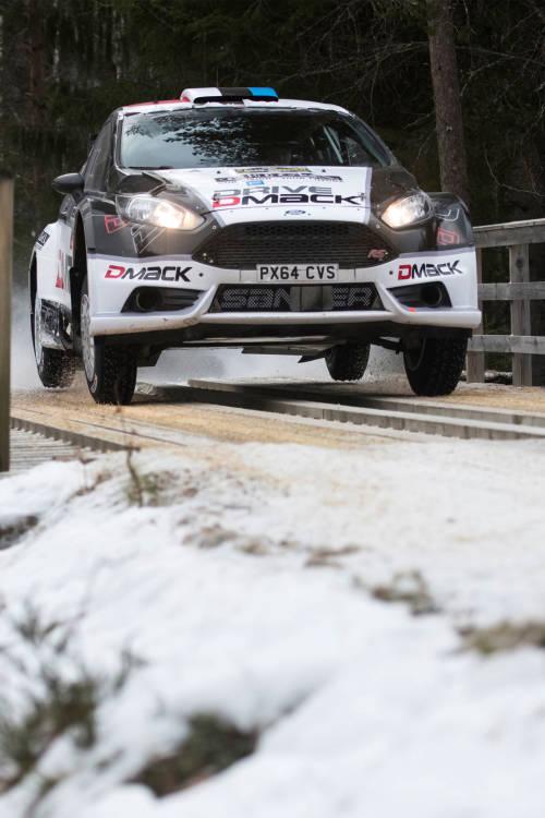 WRC 2017: Sweden