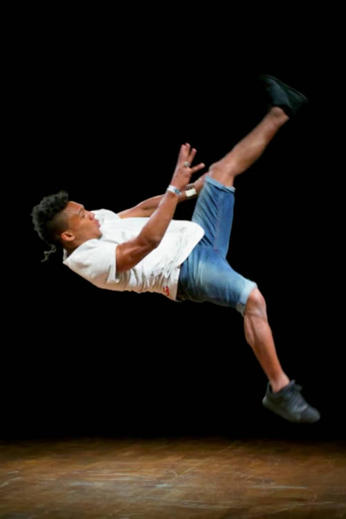 B-Boy Profile: Neguin