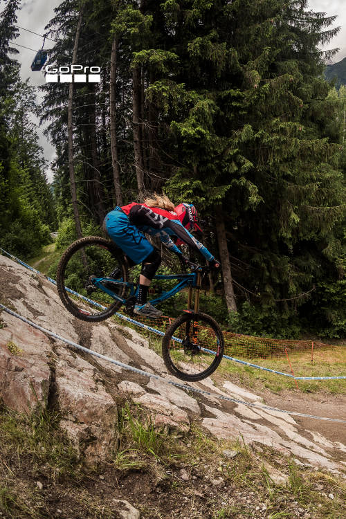 Leogang Course Training