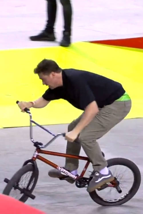 Bruno Hoffmann's best BMX Street run