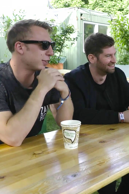 Interview: ODESZA