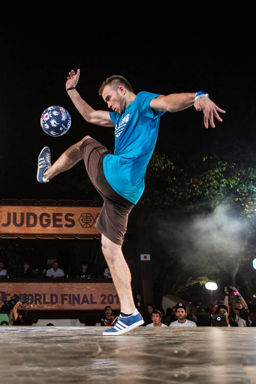 Freestyle Football Finals