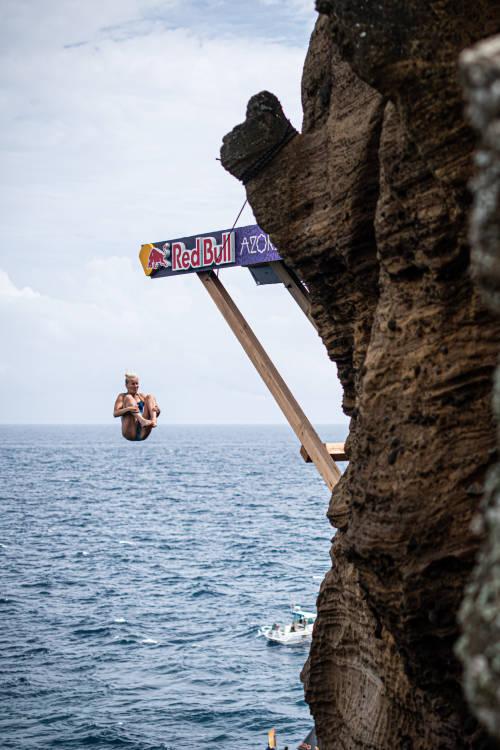 Rhiannan Iffland's winning dive – Portugal