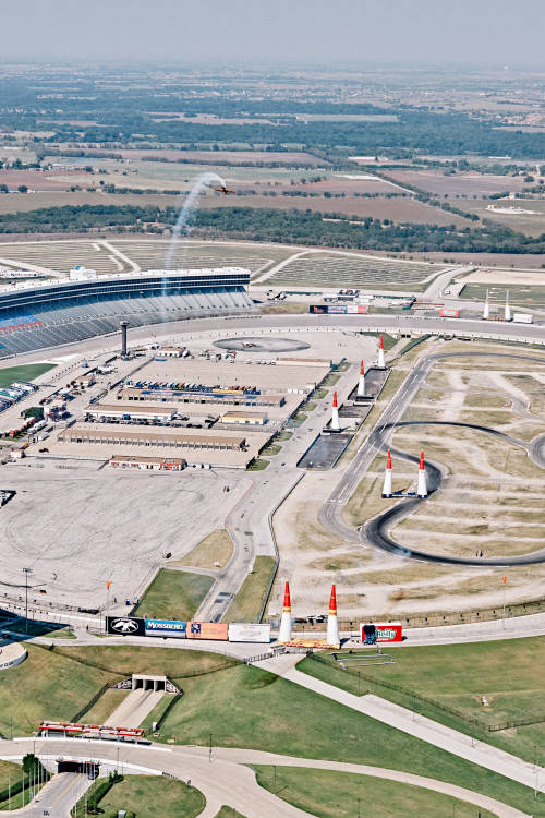 Fort Worth track explanation