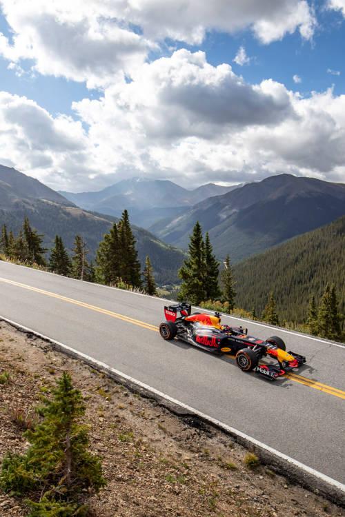 Max Verstappen's American road trip