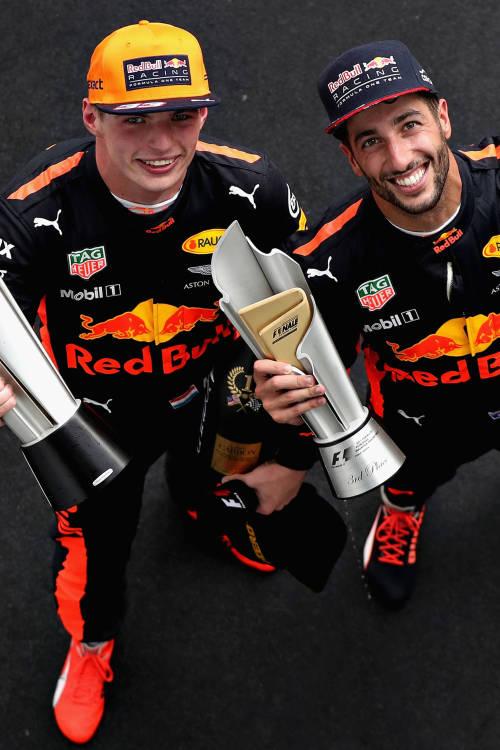 F1 2017 highlights