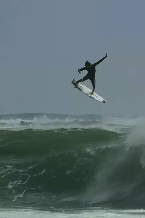 Jordy Smith on O'Neill