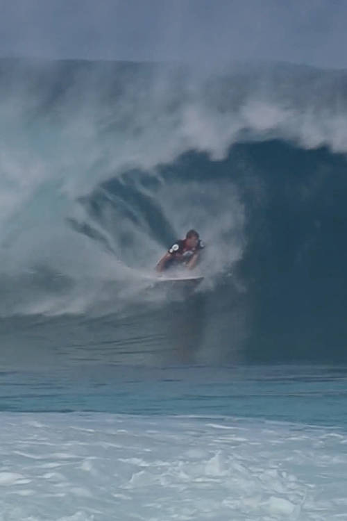 Sebastian Zietz's best wave of round 5