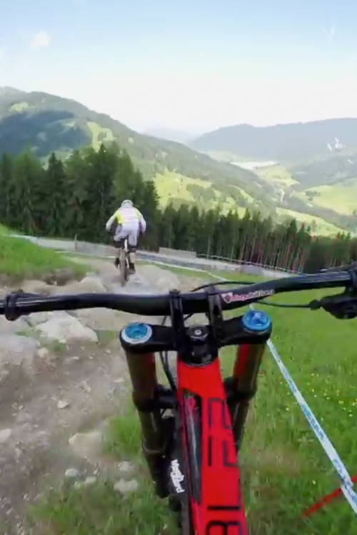 Leogang Course Preview