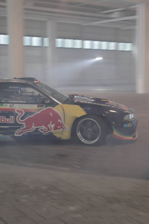 The Driftbrothers on qualifying and lead cars