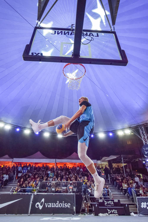 Lausanne Masters dunk contest highlights