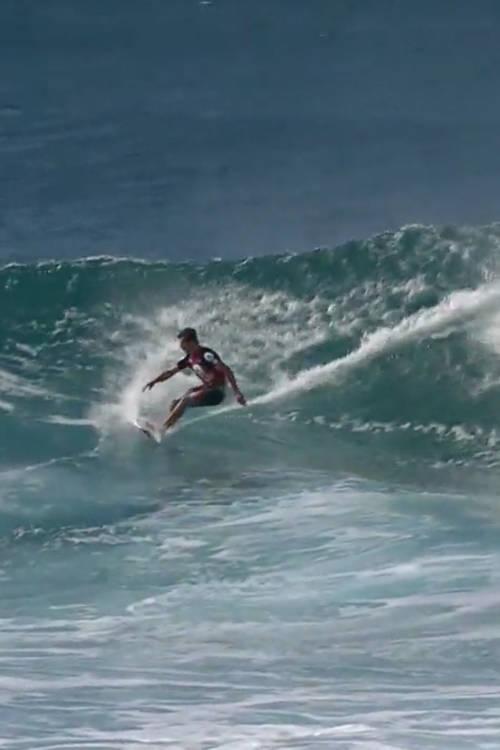Jack Robinson's best semi-finals wave