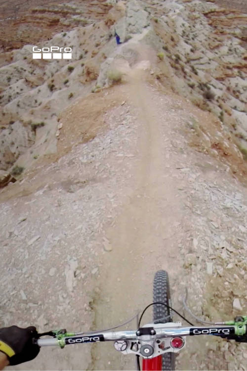 Kelly's Canyon Backflip