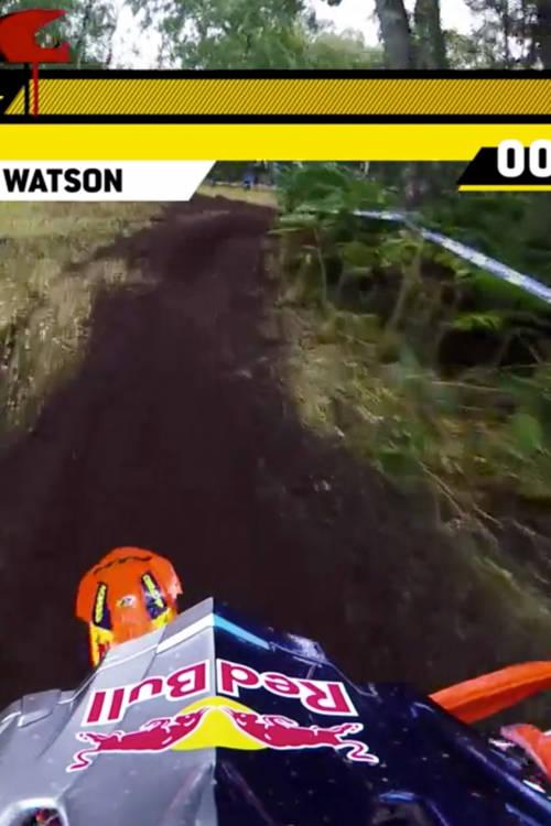 Watson and Garcia in split screen comparison