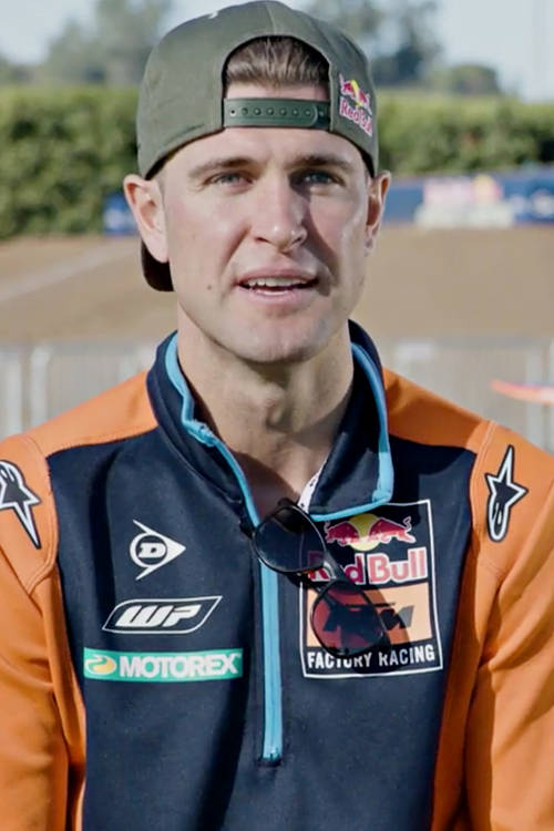 Rider profile – Ryan Dungey