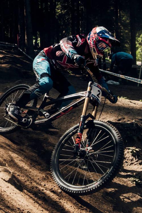 Aaron Gwin's Winning run – Val di Sole