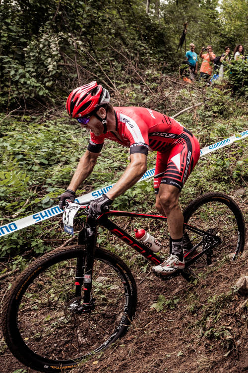 Val di Sole XCO Course Overview