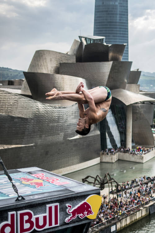 Men's top 3 dives – Bilbao