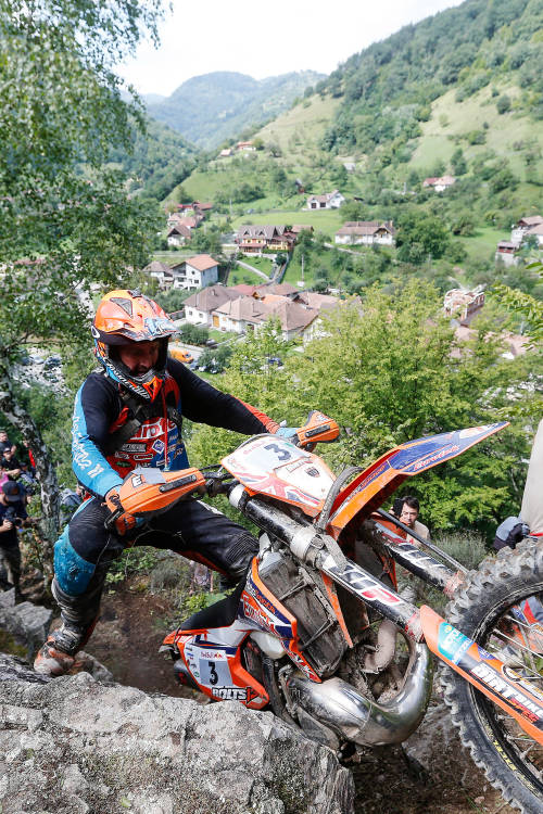 Meet the Boltons at Red Bull Romaniacs