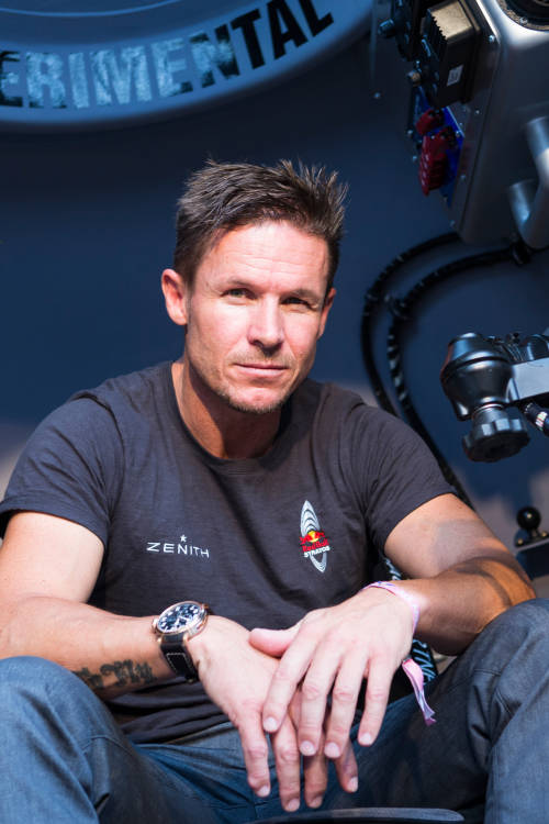 Felix Baumgartner Profile