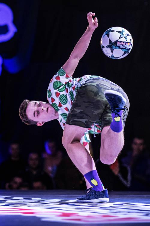 Erlend vs Alvaro – Round of 16