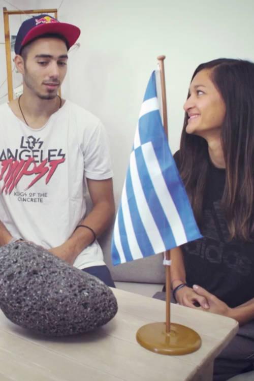 The Greek Challenge