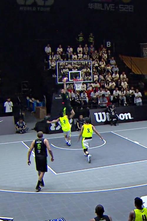 Chengdu Masters top 5 plays