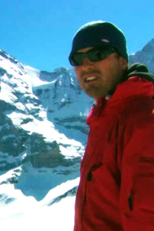 Eiger Ski BASE Jump