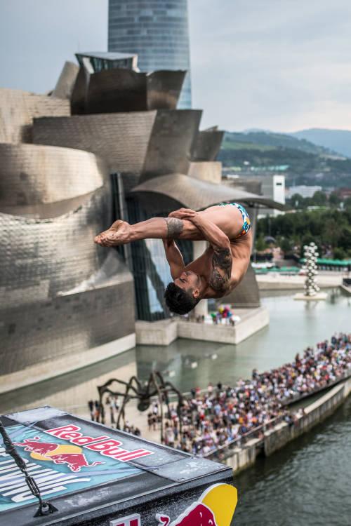 5 magic moments at Bilbao