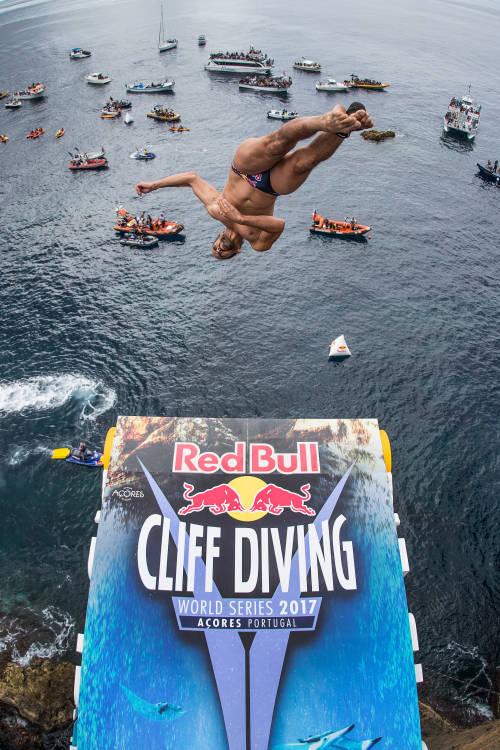 Portugal's Best Dives: Men