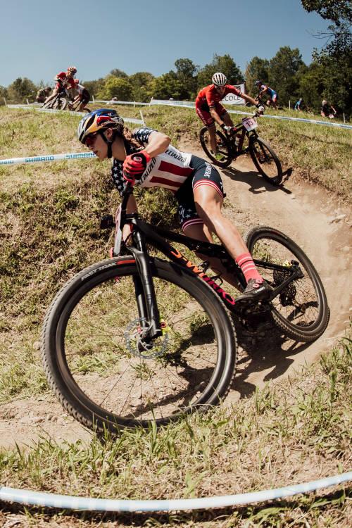 Women's XCC recap from Mont-Sainte-Anne