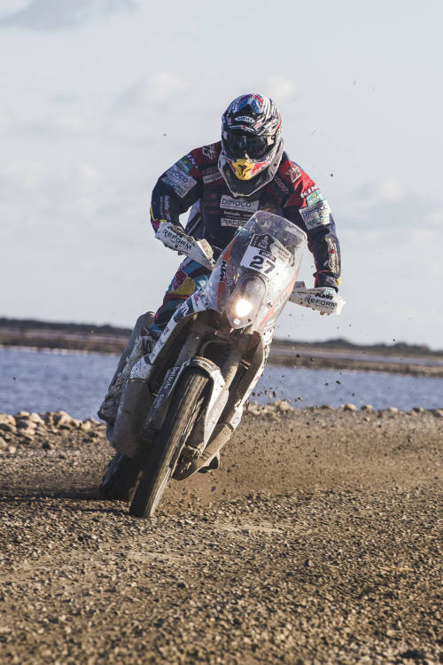 Countdown to Dakar (ES)