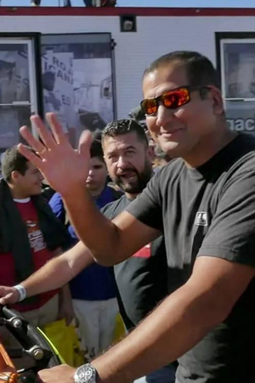 Driver Profile: Eliseo Garcias Jr