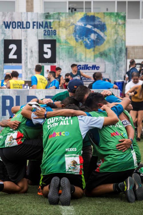 Semi-final 2 - Mexico vs UAE
