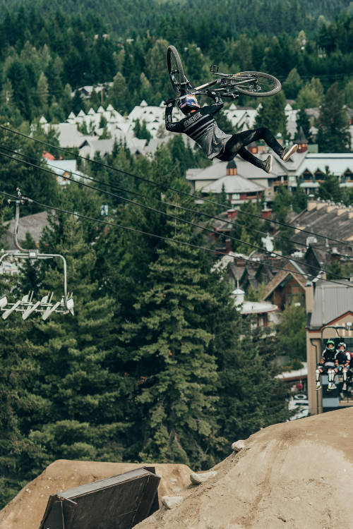 Brandon Semenuk's Winning Run – Whistler