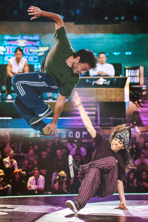 B-Boys semi-final 2: Infante vs Snackson
