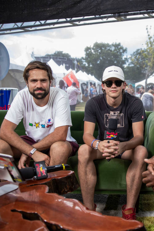 Interview with Lemaitre