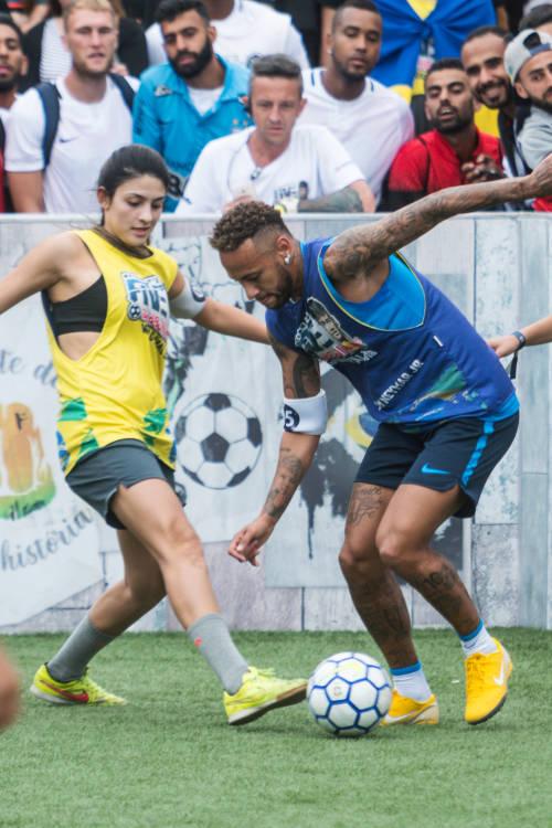 Neymar Jr and Friends vs Brazil (women)
