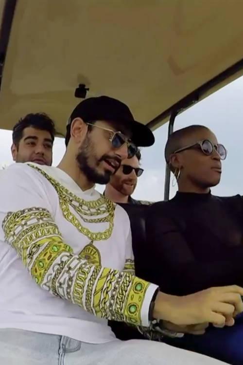Golf Cart Confessionals: Swet Shop Boys