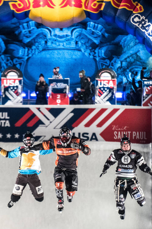 Men's final run – Saint Paul, Minnesota
