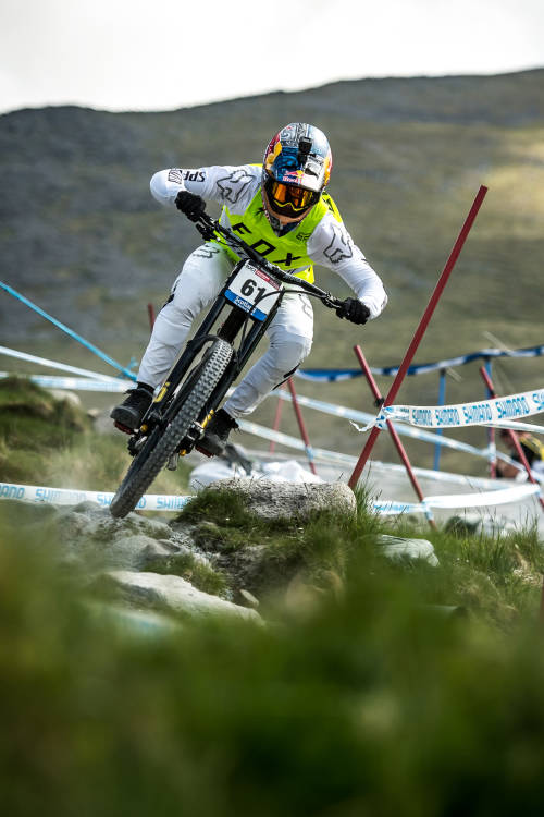 Loïc Bruni's Run – Fort William