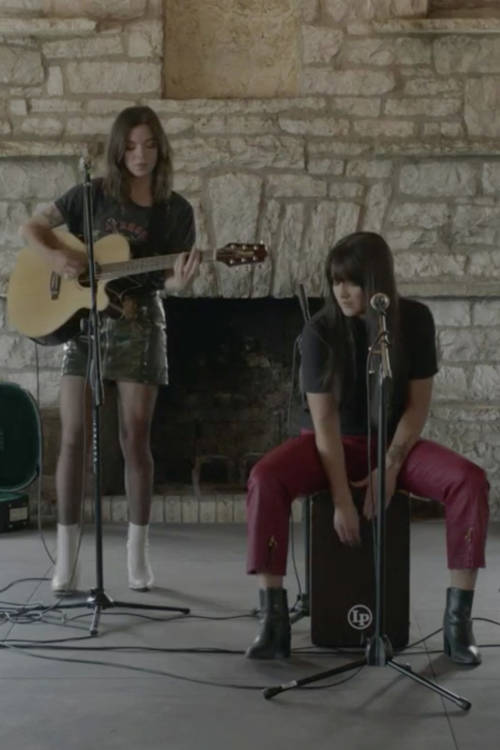 Stripped Sessions: The Aces
