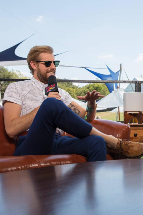 Interview: Andrew McMahon
