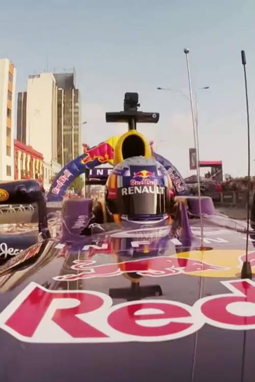 F1 Show Run in Lima