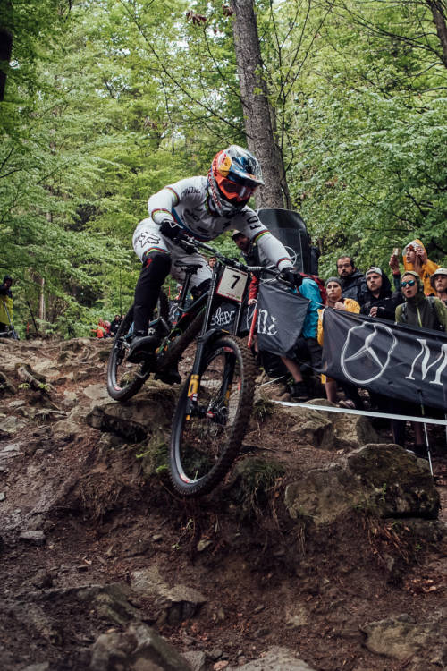 Loïc Bruni's winning DH run – Maribor