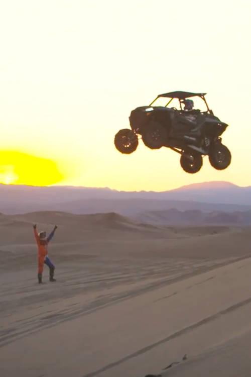 Dumont Dune Drifting