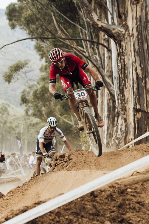 Men's XCO highlights from Stellenbosch