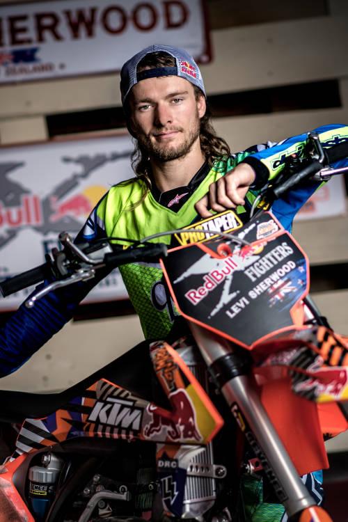 Levi Sherwood Profile