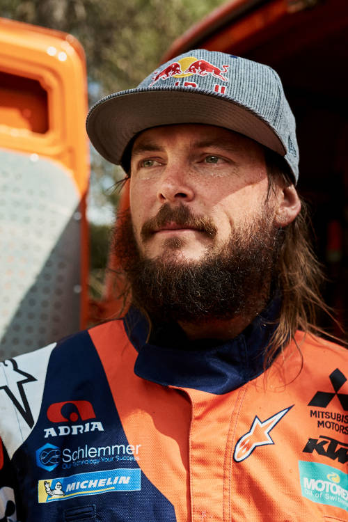 Get to know Toby Price