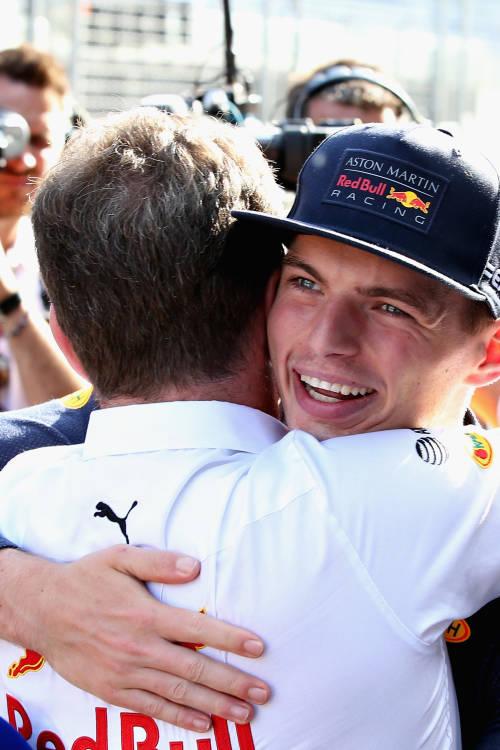 Interview: Max Verstappen wins Austrian GP